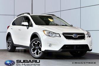 2015 Subaru Crosstrek Limited, cuir, toit ouvrant, GPS