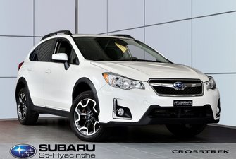 2016 Subaru Crosstrek Touring, sieges chauffants, jantes
