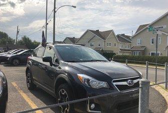 2016 Subaru Crosstrek Touring, sièges chauffants, tout équipé