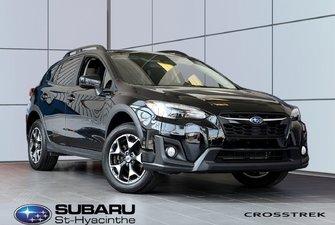 2018 Subaru Crosstrek Sport, toit ouvrant, détecteur d'angles