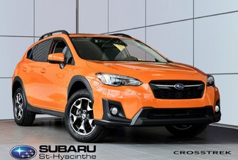 2018 Subaru Crosstrek Sport Eyesight, toit ouvrant