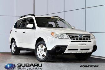 Subaru Forester 2,5X automatique 2011