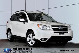 Subaru Forester 2.5i Commodité auto. 2015