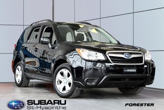 Subaru Forester 2.5i automatique 2015