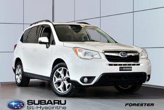 Subaru Forester Limited Tech Pkg, cuir, toit , GPS 2015