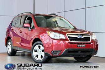 Subaru Forester 2.5 commodité, traction intégrale 2015