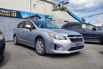 Subaru Impreza 2.0i, tel quel 2012