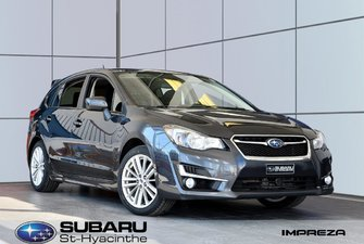 Subaru Impreza 2.0i Sport man. 2015