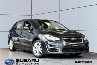 Subaru Impreza 2,0i Tourisme 5p man. 2015