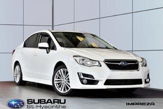 Subaru Impreza Sport, toit ouvrant 2015