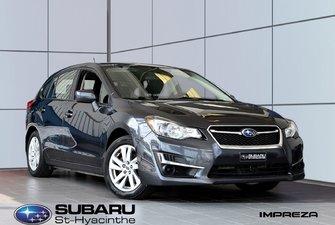 2015 Subaru Impreza Touring, tout équipé, traction intégrale