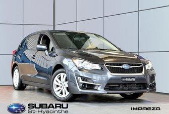2015 Subaru Impreza Touring, sièges chauffants, jantes
