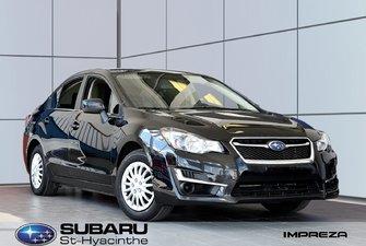 Subaru Impreza 2,0i Tourisme 4p. man. 2016
