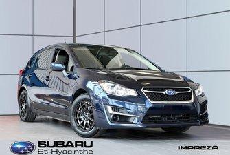 Subaru Impreza Jantes, vitres teintées, demarreur, caméra 2016