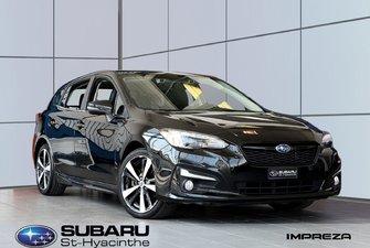 Subaru Impreza Sport-tech Eyesight, cuir, toit, GPS 2017