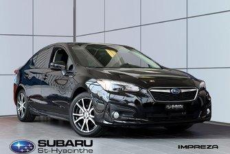 2017 Subaru Impreza Sport, toit ouvrant, bas kilométrage