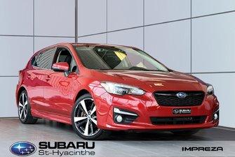 Subaru Impreza Sport-tech eye sight, cuir, toit ouvrant, GPS 2017