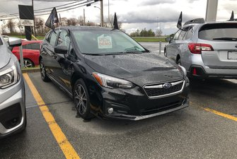 Subaru Impreza Sport Hatchback 2019