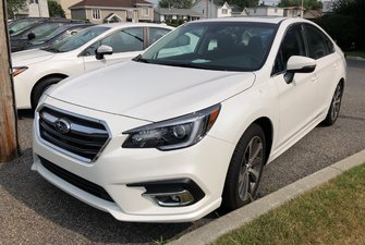 Subaru Legacy 2.5i Limited w/EyeSight Package 2019