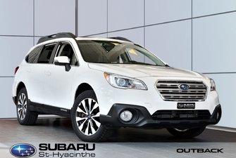 Subaru Outback 3.6R Limited Eyesight, cuir, toit, GPS 2015