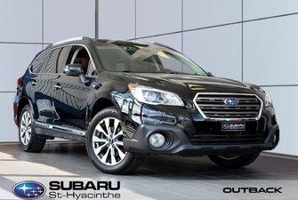 Subaru Outback 3.6R Premier Eyesight, cuir brun, toit ouvrant 2017