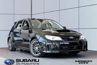 Subaru WRX Hatchback Manuelle 2012