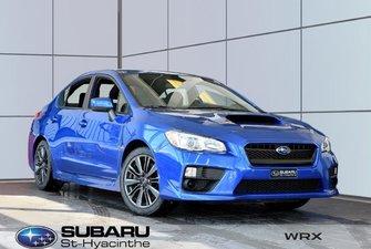 Subaru WRX Certifié 2017