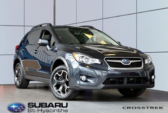Subaru XV Crosstrek Limited, cuir, toit ouvrant 2014