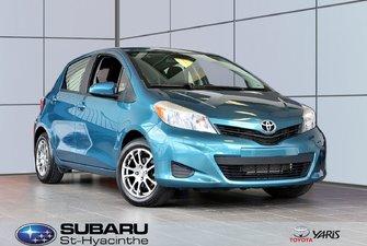 2013 Toyota Yaris LE, groupe électrique, air climatisé