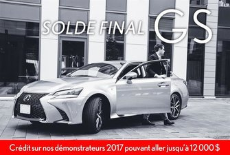 Lexus GS 350 2017