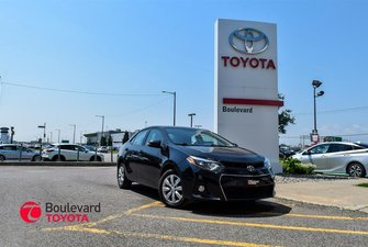 2014 Toyota Corolla * S *