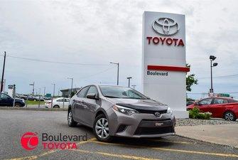 2016 Toyota Corolla * LE *