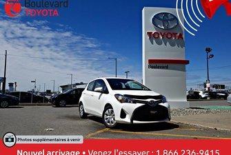 Toyota Yaris * LE * 2015