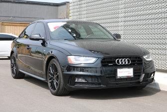 2015 Audi A4 Technik plus quattro