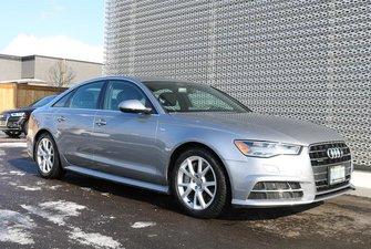 2018 Audi A6 2.0T Progressiv quattro 8sp Tiptronic