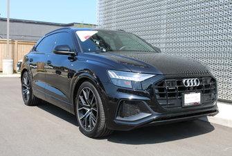 2019 Audi Q8 55 Technik