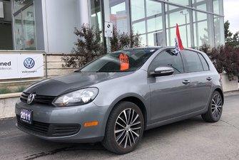2011 Volkswagen Golf Trendline
