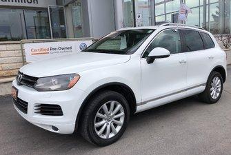 2012 Volkswagen Touareg Comfortline