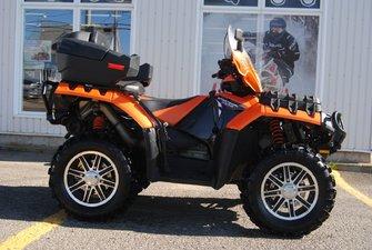 Polaris SPORTSMAN 850 XP  2012