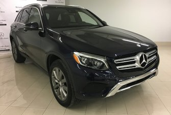 2016 Mercedes-Benz GLC300 4MATIC
