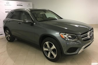 2017 Mercedes-Benz GLC300 4MATIC SUV