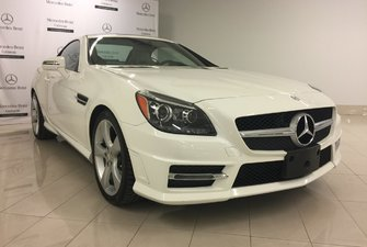 2015 Mercedes-Benz SLK250 Roadster Auto