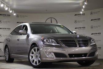 2012 Hyundai Equus Signature at