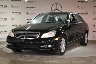 2012 Mercedes-Benz C250 4MATIC Sedan