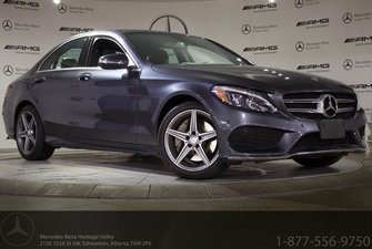 2015 Mercedes-Benz C400 4MATIC Sedan