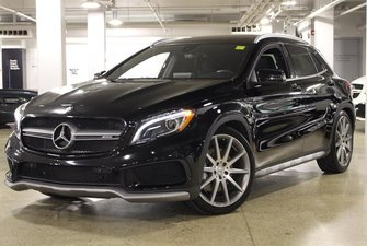 2016 Mercedes-Benz GLA45 AMG 4MATIC SUV