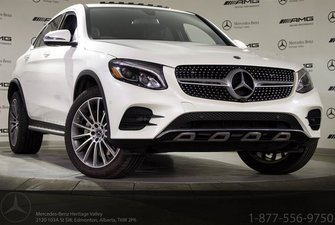 2018 Mercedes-Benz GLC300 4MATIC Coupe