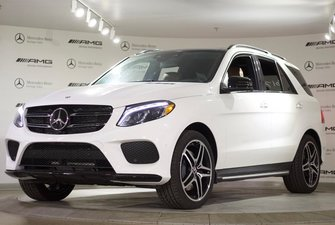 2018 Mercedes-Benz GLE400 4MATIC SUV