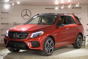2018 Mercedes-Benz GLE43 AMG 4MATIC SUV