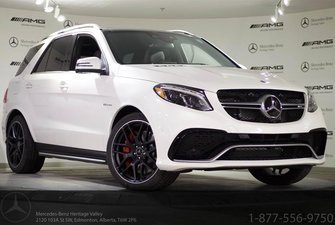 2018 Mercedes-Benz GLE63 AMG S 4MATIC SUV